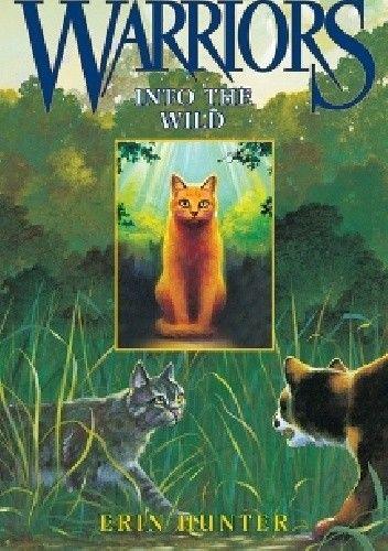 Okładka książki Warriors: Into the wild