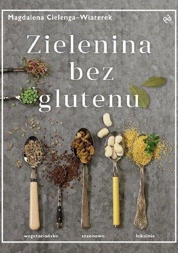 Okładka książki Zielenina bez glutenu