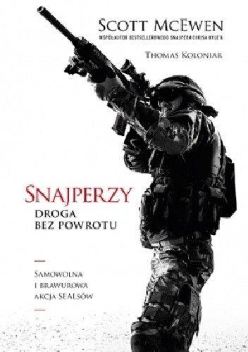 Okładka książki Snajperzy. Droga bez powrotu