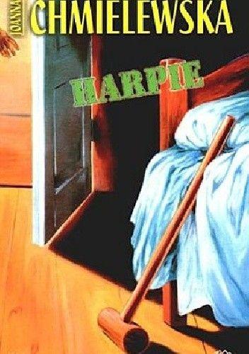 Okładka książki Harpie