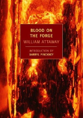 Okładka książki Blood on the Forge