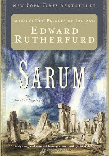 Okładka książki Sarum