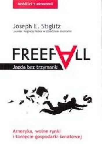 Okładka książki Freefall. Jazda bez trzymanki.