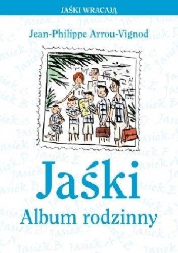 Okładka książki Jaśki. Album rodzinny