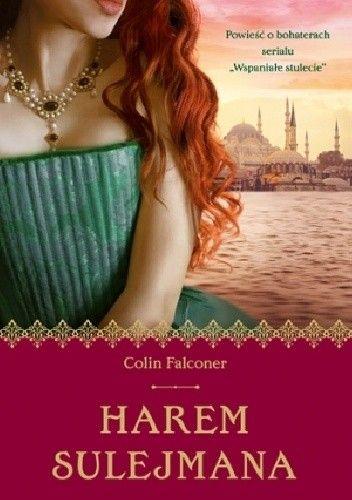 Okładka książki Harem Sulejmana