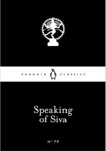 Okładka książki Speaking of Siva