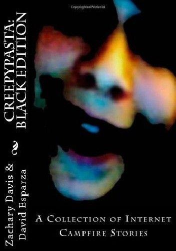 Okładka książki Creepypasta: Black Edition