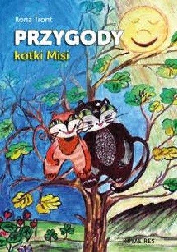 Okładka książki Przygody kotki Misi