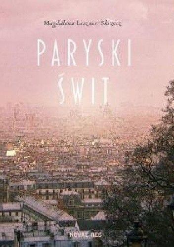 Okładka książki Paryski świt