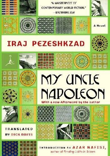 Okładka książki My Uncle Napoleon