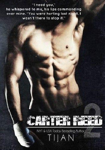 Okładka książki Carter Reed 2