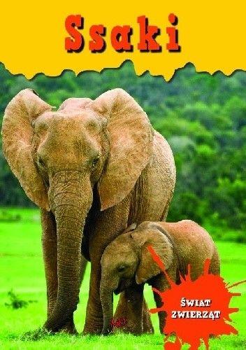 Okładka książki Encyklopedia Świat Zwierząt - Ssaki