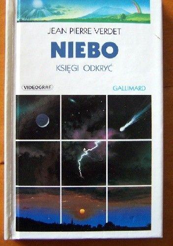 Okładka książki Niebo