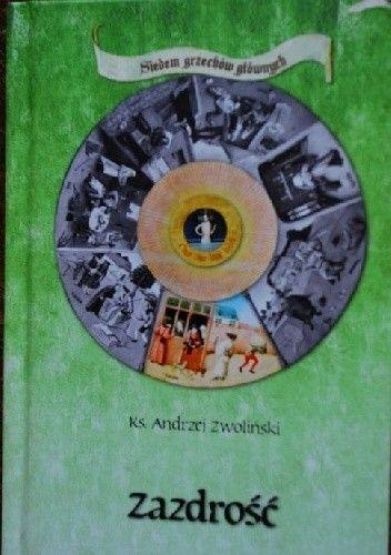 Okładka książki Zazdrość