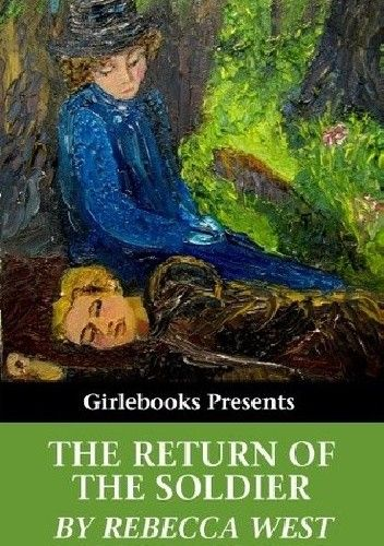 Okładka książki The Return of the Soldier