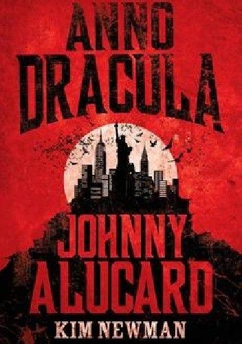 Okładka książki Johnny Alucard