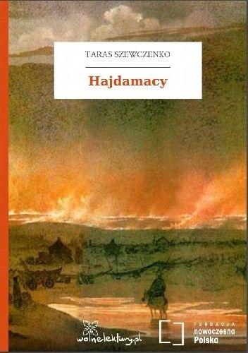 Okładka książki Hajdamacy