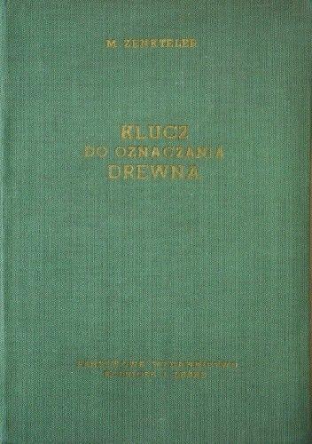 Okładka książki Klucz do oznaczania drewna