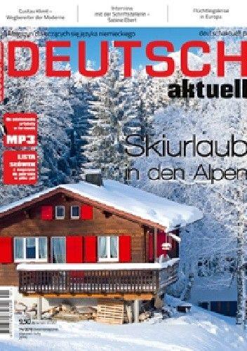 Okładka książki Deutsch Aktuell, 74/2016 (styczeń/luty)