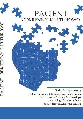 Okładka książki Pacjent odmienny kulturowo