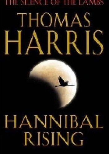 Okładka książki Hannibal Rising