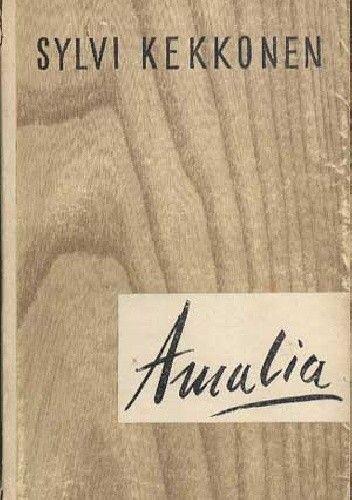 Okładka książki Amalia