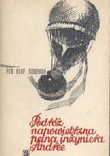 Okładka książki Podróż napowietrzna pana inżyniera Andrée