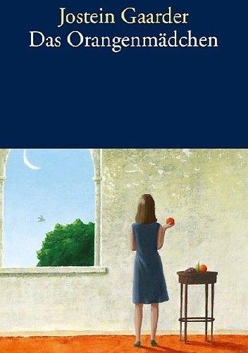 Okładka książki Das Orangenmädchen