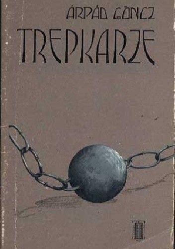 Okładka książki Trepkarze