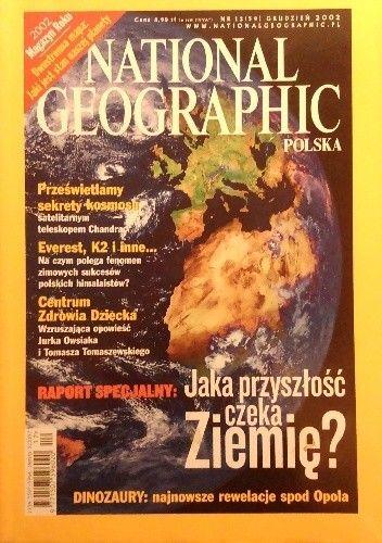 Okładka książki National Geographic 12/2002 (39)