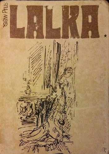Okładka książki Lalka. Powieść w trzech tomach t. I
