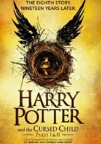 Okładka książki Harry Potter and the Cursed Child