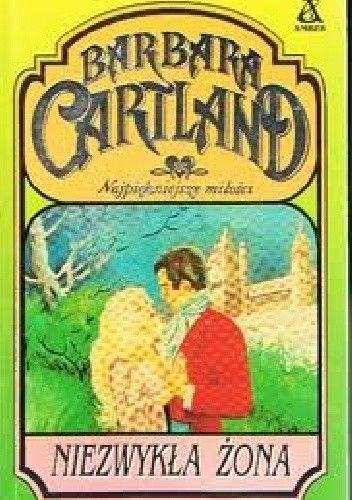 Okładka książki Niezwykła żona