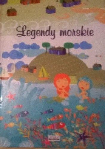 Okładka książki Legendy morskie