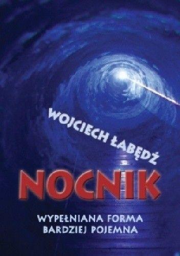 Okładka książki NOCNIK Wypełniana forma bardziej pojemna