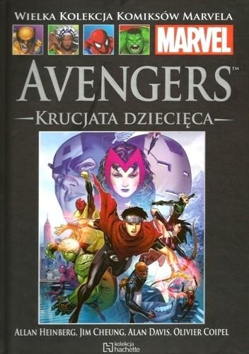 Okładka książki Avengers: Krucjata dziecięca
