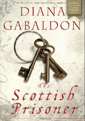 Okładka książki The Scottish Prisoner