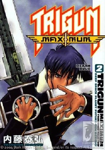Okładka książki Trigun Maximum Volume 2: Death Blue