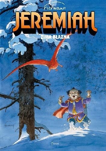 Okładka książki Jeremiah #09: Zima błazna