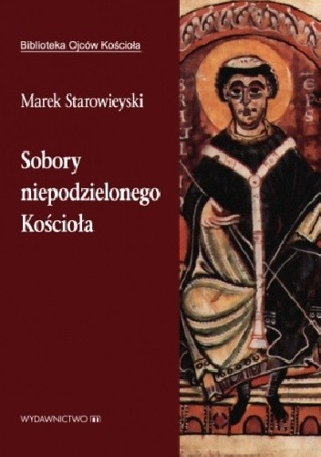 Okładka książki Sobory niepodzielonego Kościoła