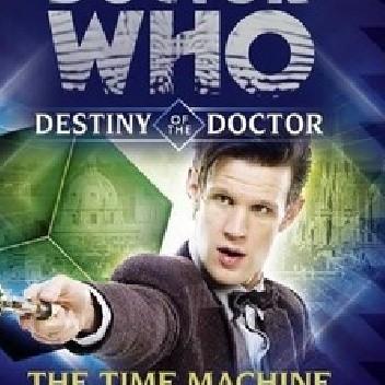 Okładka książki The Time Machine