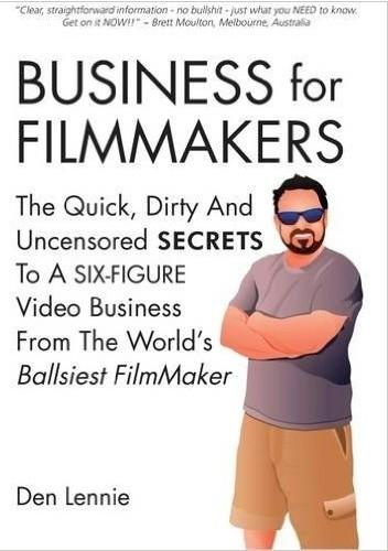Okładka książki Business for Filmmakers