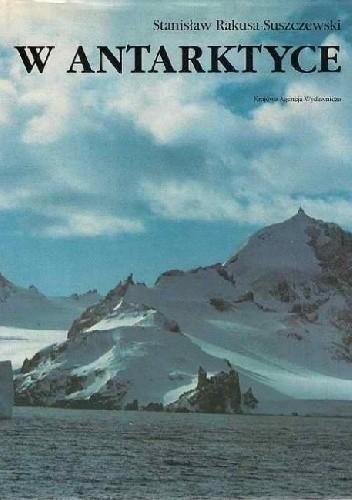 Okładka książki W Antarktyce