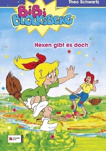 Okładka książki Hexen gibt es doch