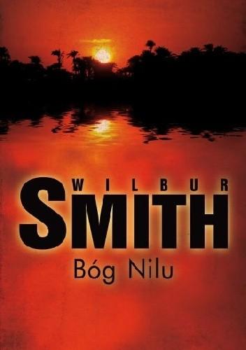 Okładka książki Bóg Nilu