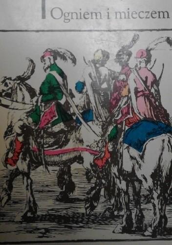 Okładka książki Ogniem i mieczem Tom2