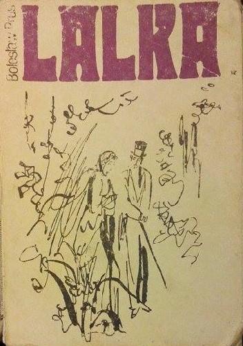 Okładka książki Lalka. Powieść w trzech tomach. t. II
