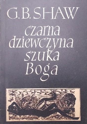 Okładka książki Czarna dziewczyna szuka Boga