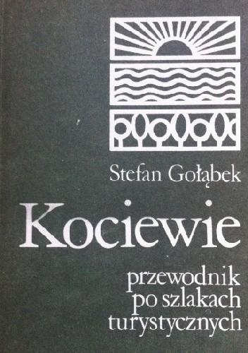 Okładka książki Kociewie przewodnik po szlakach turystycznych