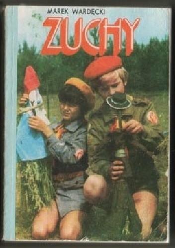 Okładka książki Zuchy